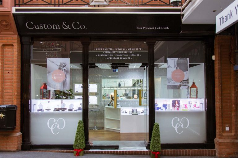 Royal Star Arcade Maidstone Custom and Co Goldsmith