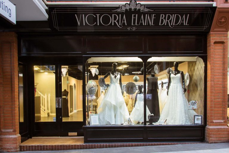 Royal Star Arcade Maidstone Victoria Elaine Bridal
